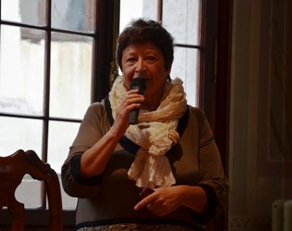 Mariarosa Battan riconfermata alla guida dei Pensionati CNA