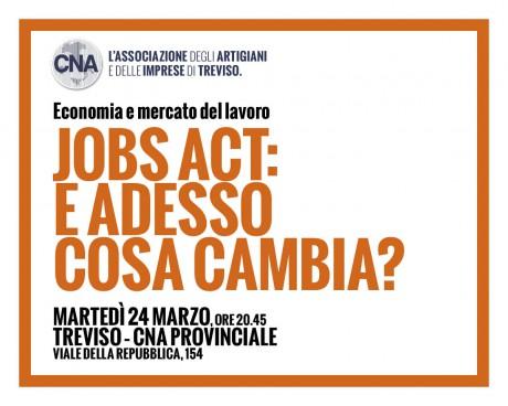 Jobs Act: e adesso cosa cambia?