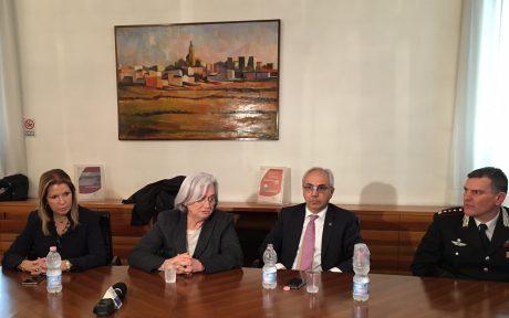 Mafie, firmato il protocollo legalità tra Prefettura e CCIAA Treviso-Belluno