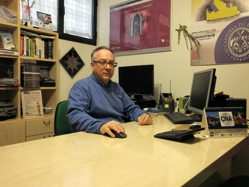Michele Zavarise è il nuovo portavoce di CNA Informatici