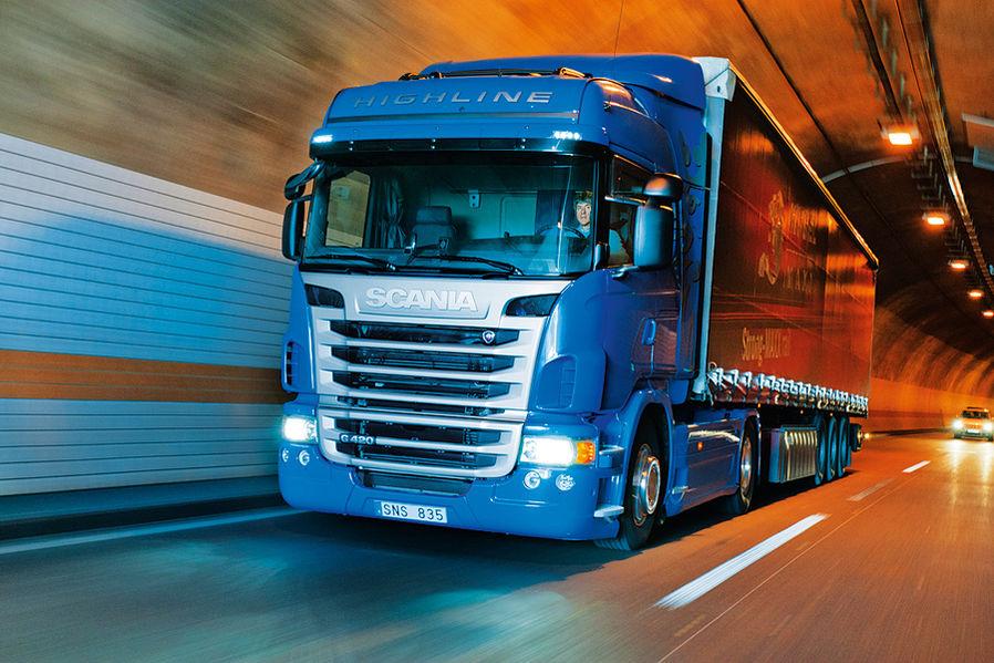 Multa salata a Scania, esultano 34 imprese di Marca