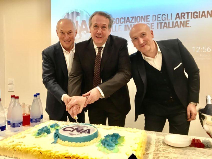 Inaugurazione della nuova sede di CNA Castelfranco