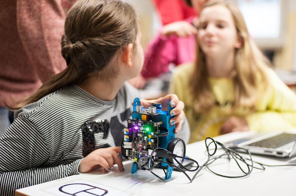 Al via una scuola per ragazzi di Coding e Robotica
