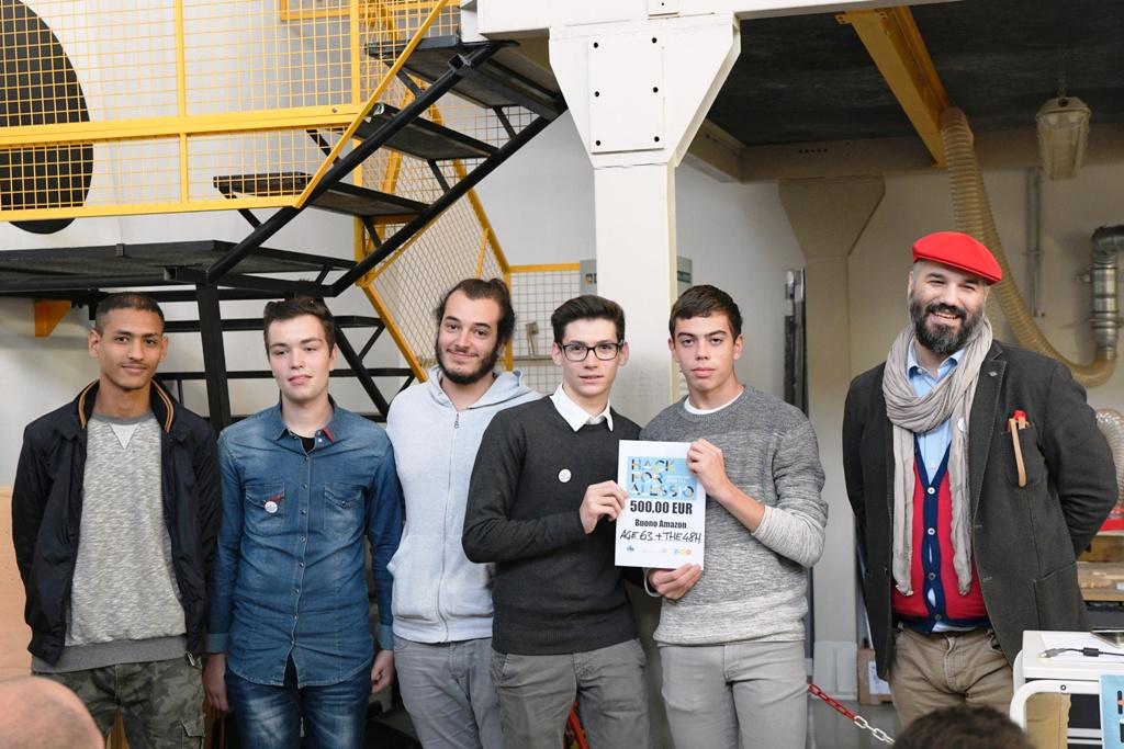 Hack for Alessio, ecco i vincitori del concorso