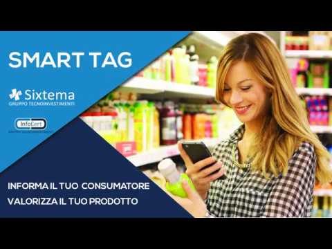 SmartTag: la tecnologia di etichettatura digitale che racconta il tuo prodotto ai tuoi clienti