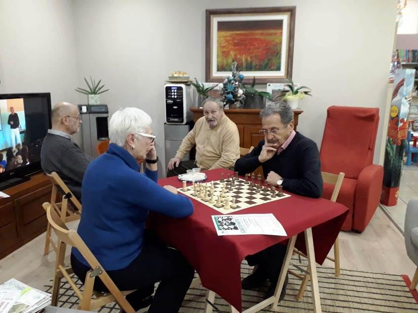 Riprendono i martedì degli scacchi