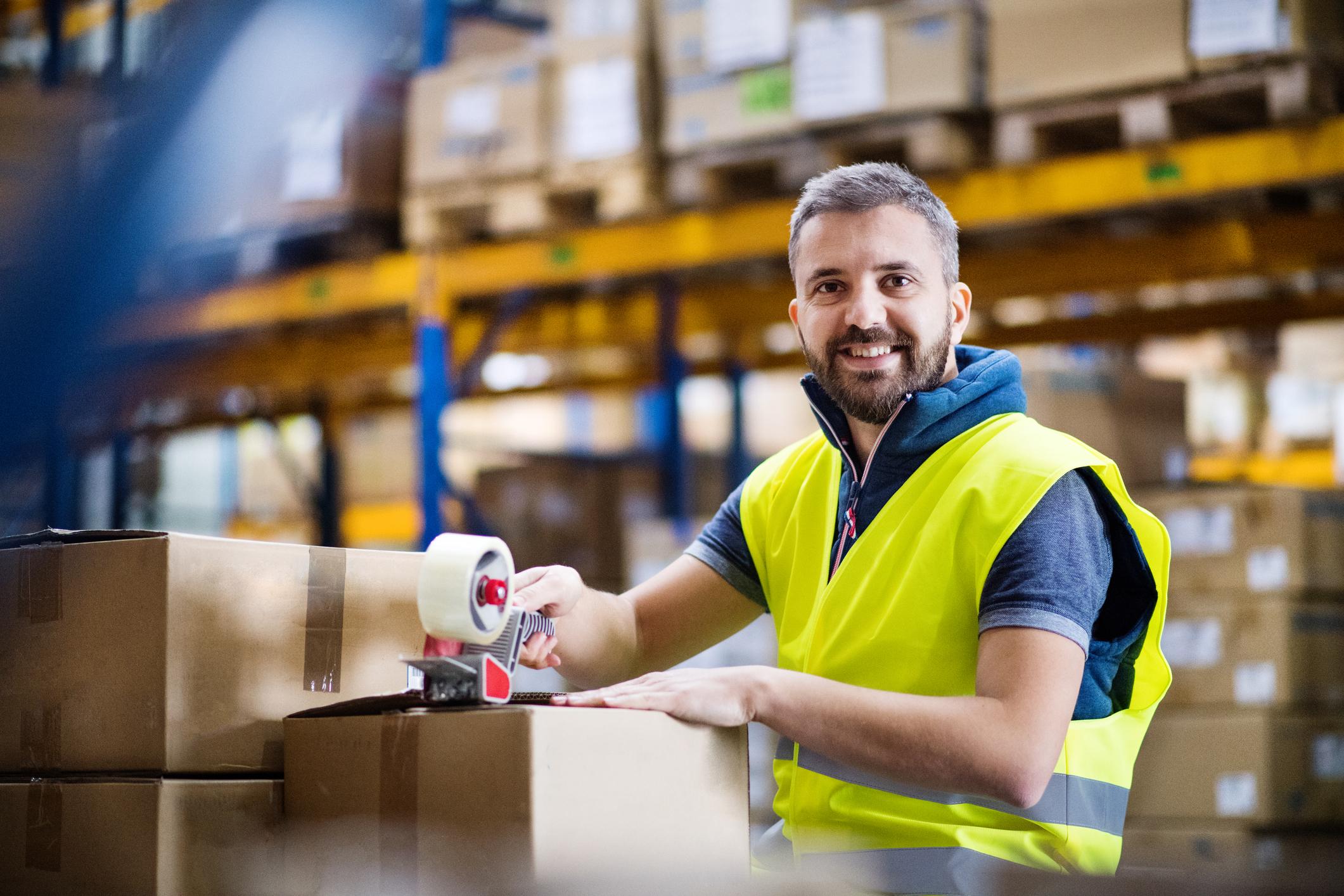 Assegno per il lavoro: logistica & gestione del magazzino
