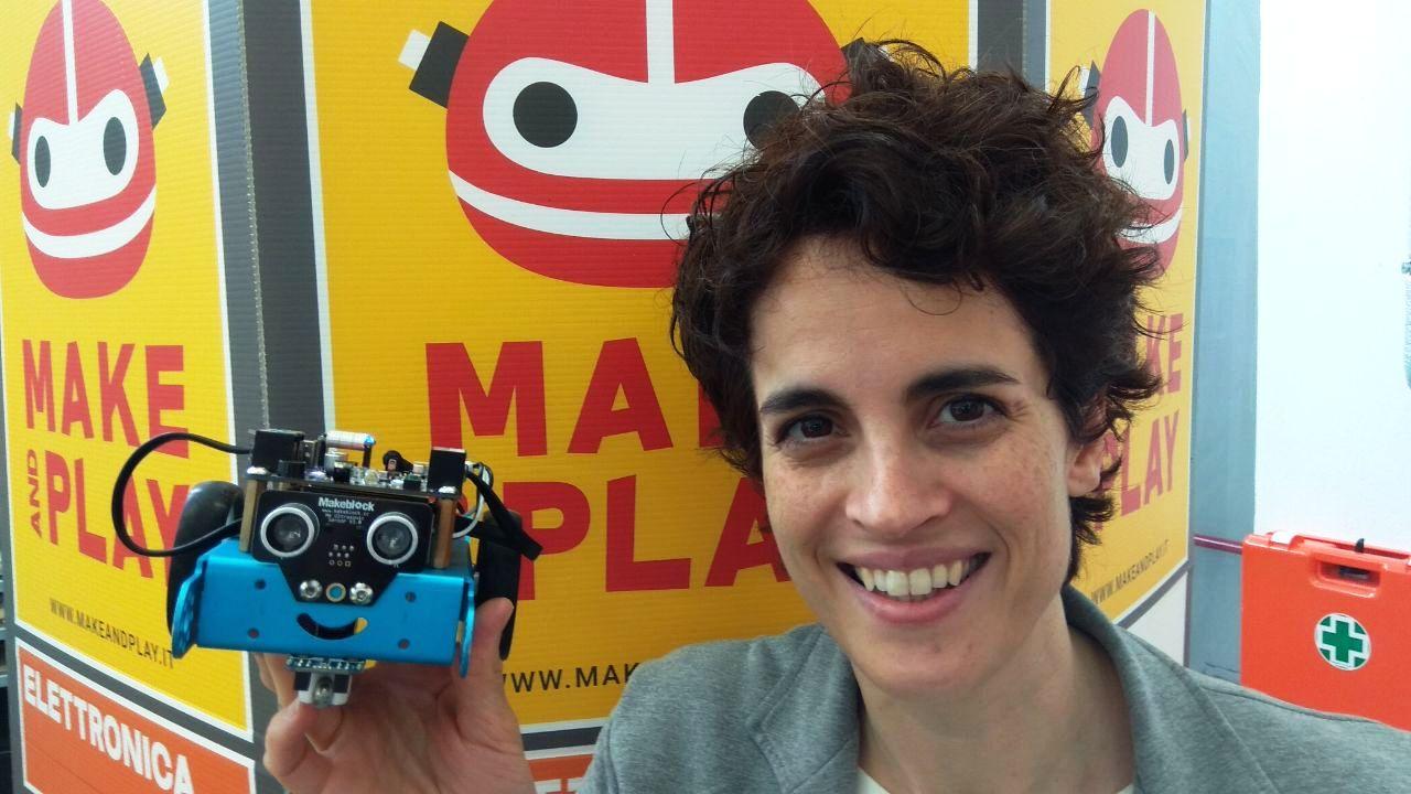 Scuola di Coding e Robotica di Make and Play: un successo