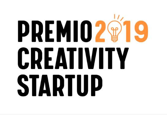 Premio Creativity Startup 2019