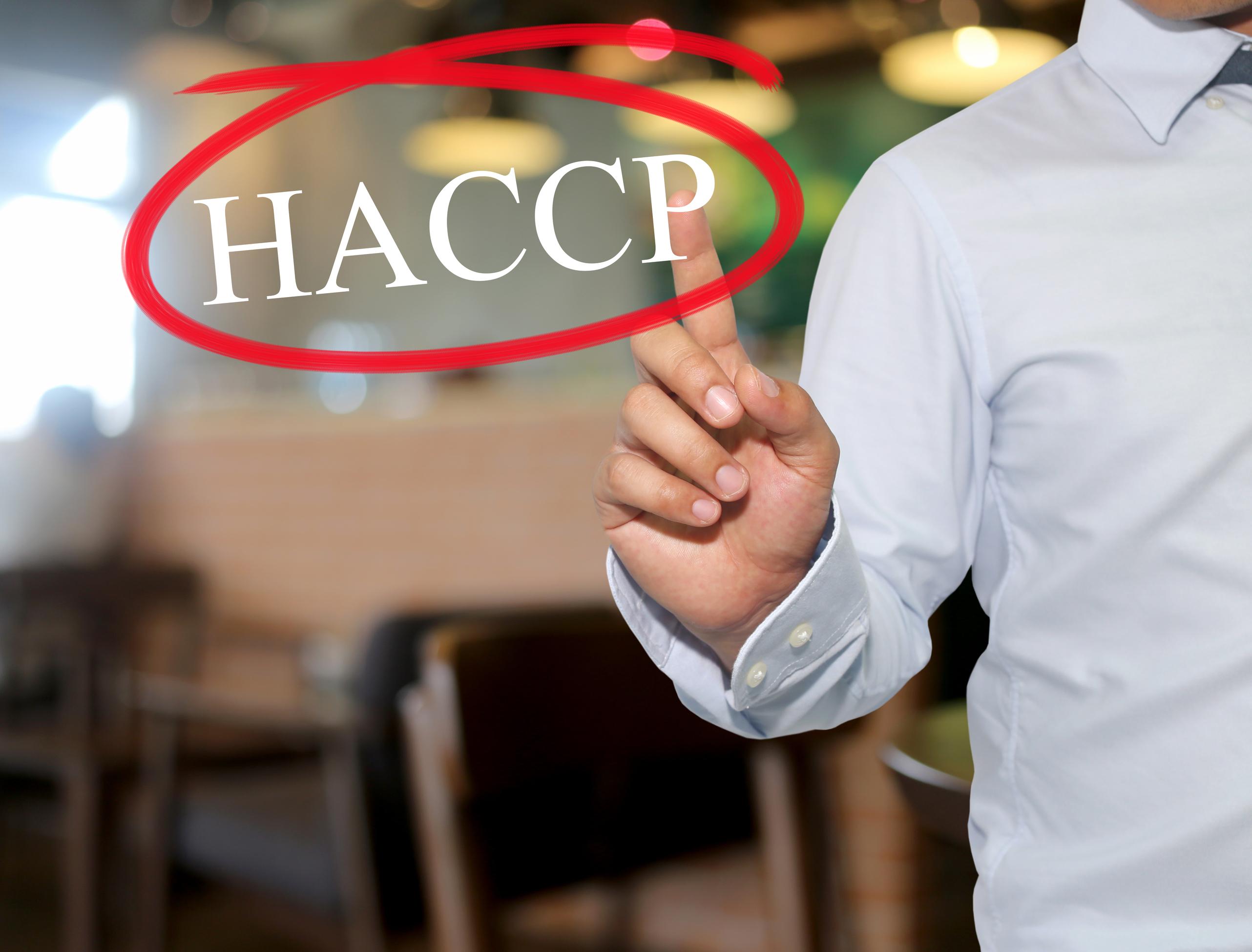 Corso di Igiene Alimentare (HACCP)