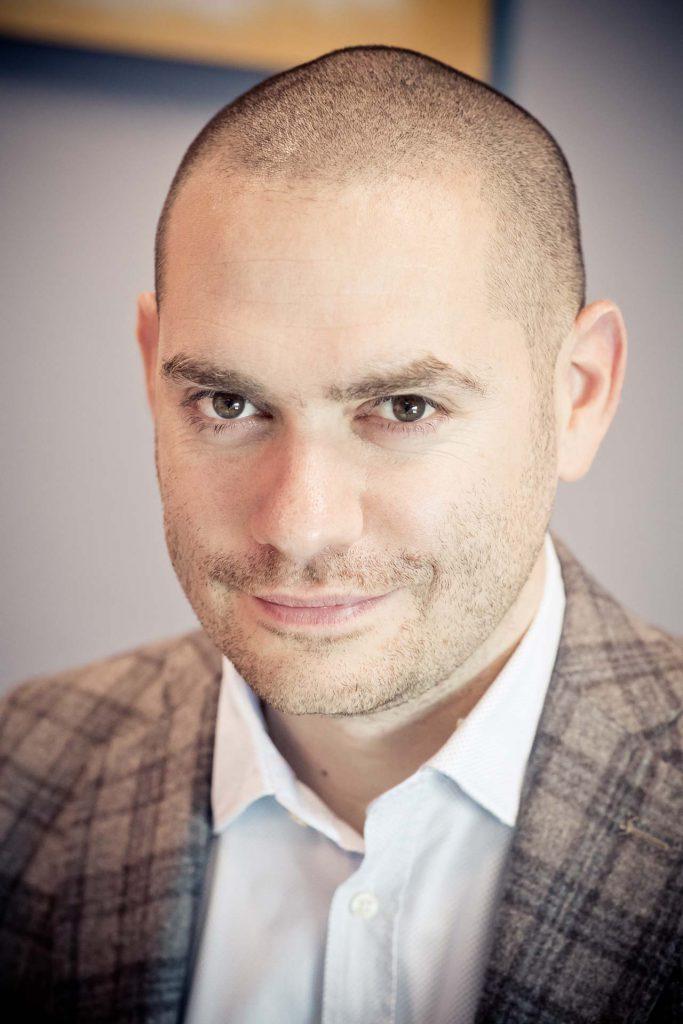 Mattia Panazzolo vicedirettore di CNA Treviso