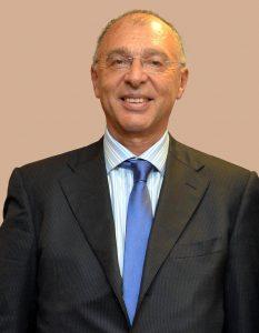 Foto a mezzo busto dell'imprenditore Gaetano Bergami, titolare di BMC srl e referente di CNA Aerospazio