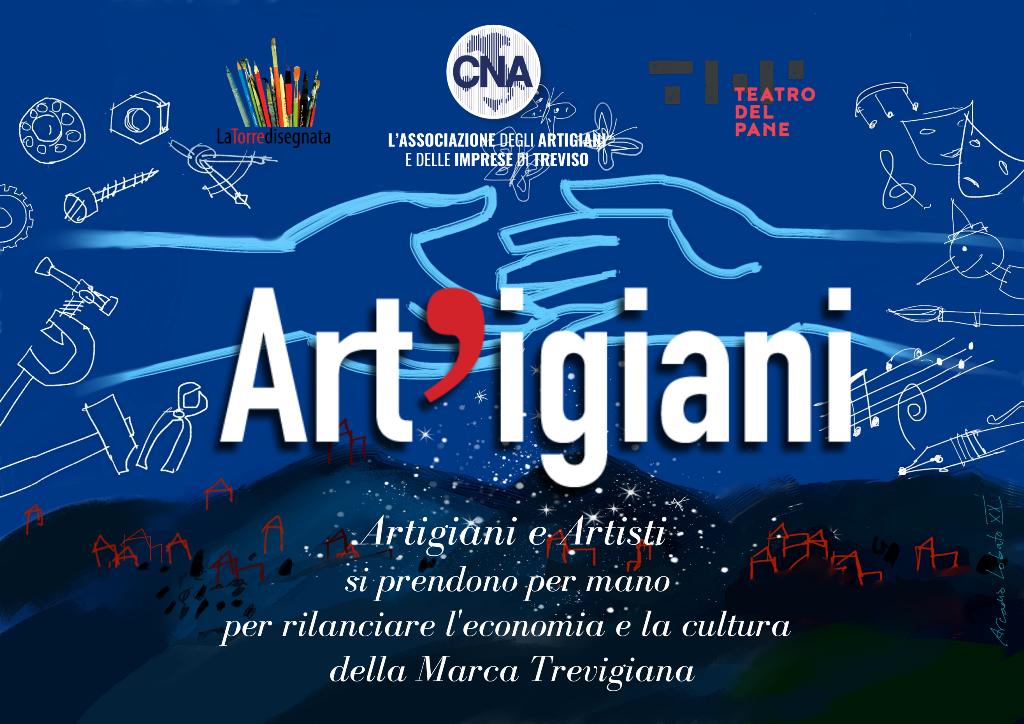 Art'igiani: venerdì 9 e 16 aprile gli ultimi due eventi da Studio Pointer e al Teatro del Pane