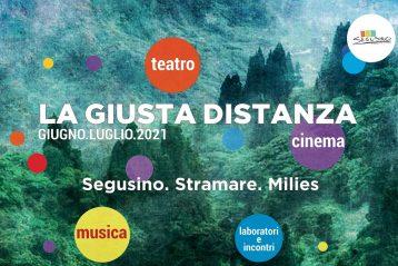 Festival di teatro a Segusino estate 2021