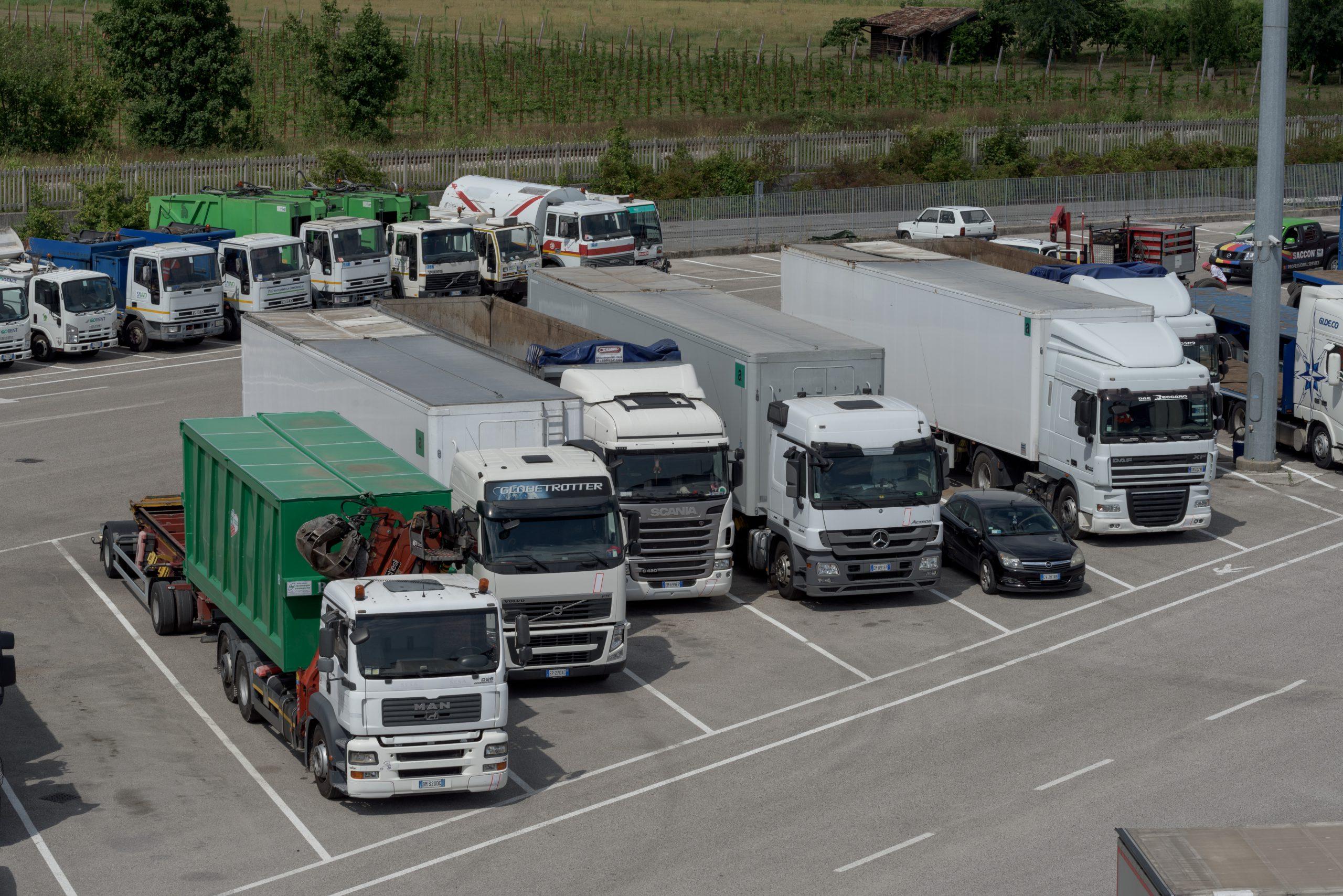 Trasporto merci, le deduzioni forfetarie 2021